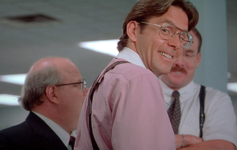 Bill Lumbergh in Office Space
