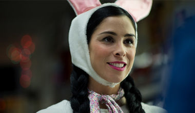 Sarah Silverman in Gravy