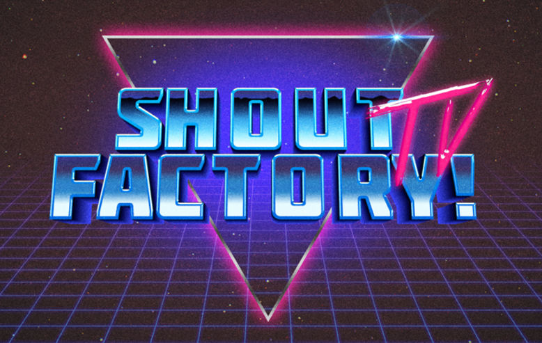 Shout! Factory TV VHS Vault