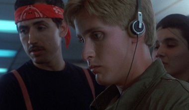 Emilio Estevez in Nightmares