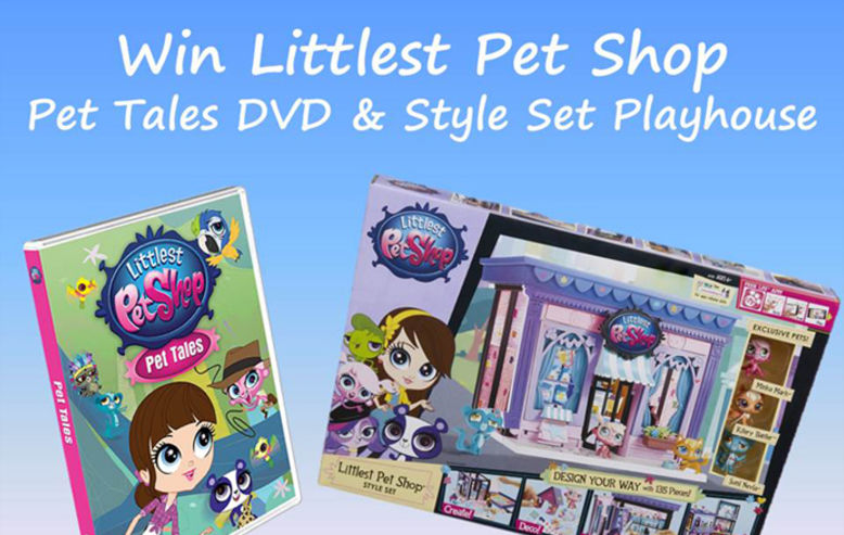 Littlest Pet Shop contest