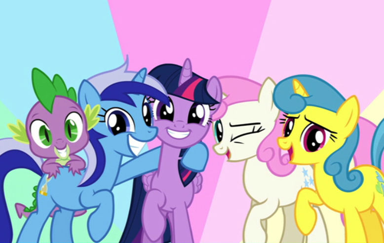 My Little Pony Friends Across Equestria