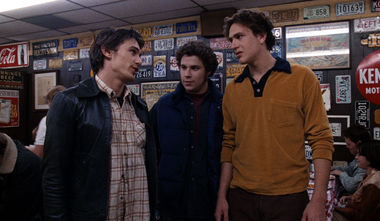 James Franco Seth Rogen Jason Segel