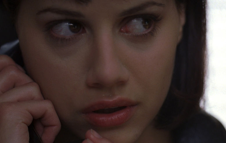 Brittany Murphy in Cherry Falls