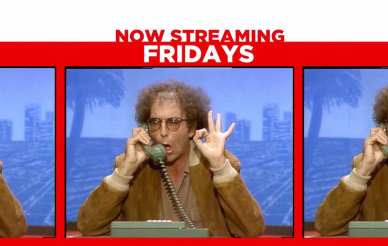 Fridays on Shout! Factory TV