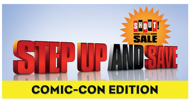 Step Up and Save Sale