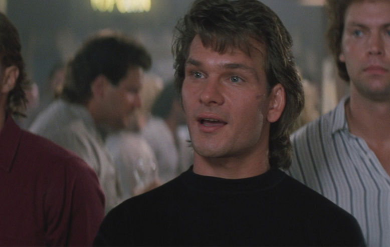 """Come at me bro!"" - Patrick Swayze in Road House"