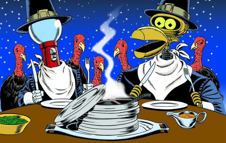 MST3K Turkey Day