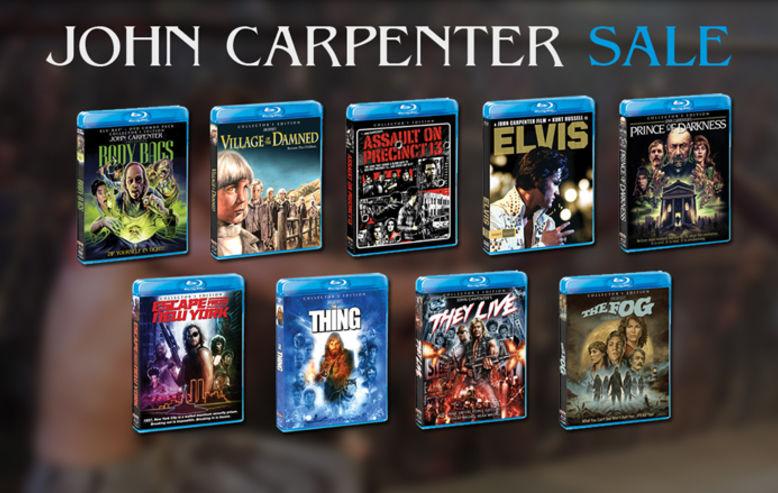 John Carpenter Sale
