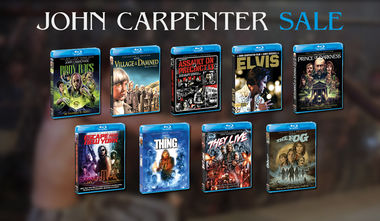 John Carpenter Sale
