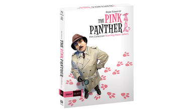 The Pink Panther Film Collection