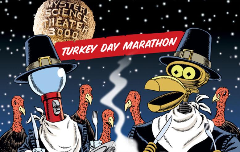 MST3K Turkey Day Sale