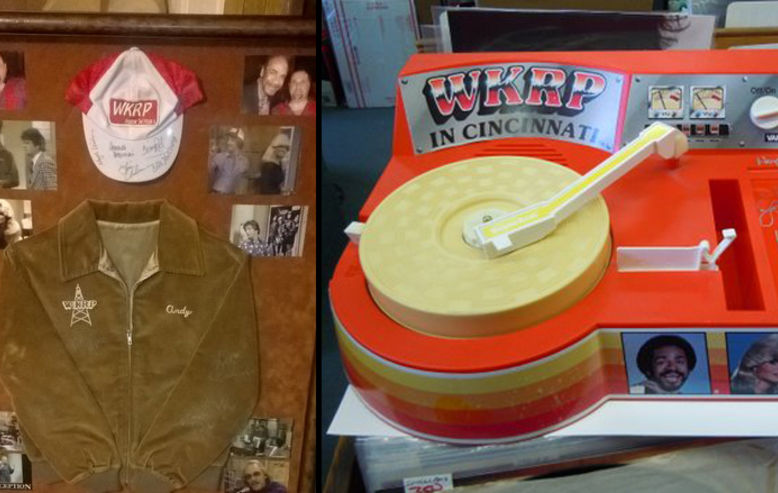 WKRP In Cincinnati Memorabilia