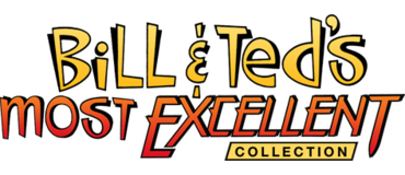 Main bill and ted logo
