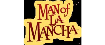 Main man of la mancha logo