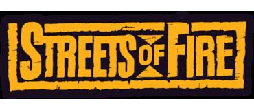Main streets of fire logo
