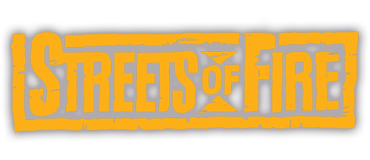 Main streets of fire logo