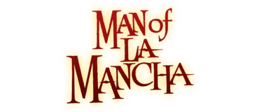 Main man of la mancha logo