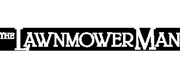 Main lawnmower man logo