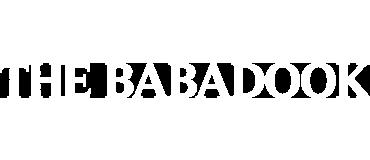 Main babadook logo