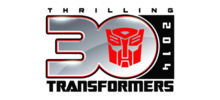 Detail page preview transformers 30years logo